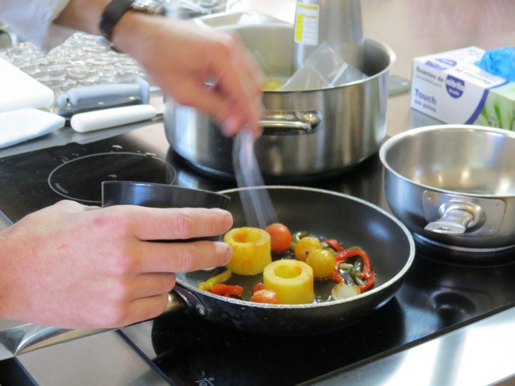 Pós-Graduação Cozinha Avançada