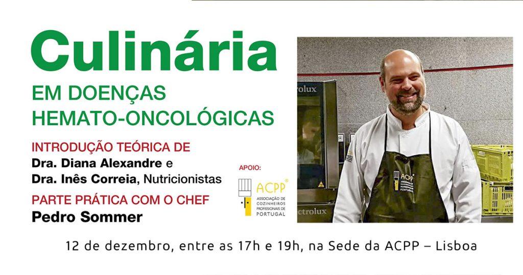 Culinária em doenças hemato-oncológicas