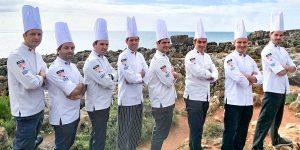 Equipas Olímpicas De Cozinha Em Estugarda