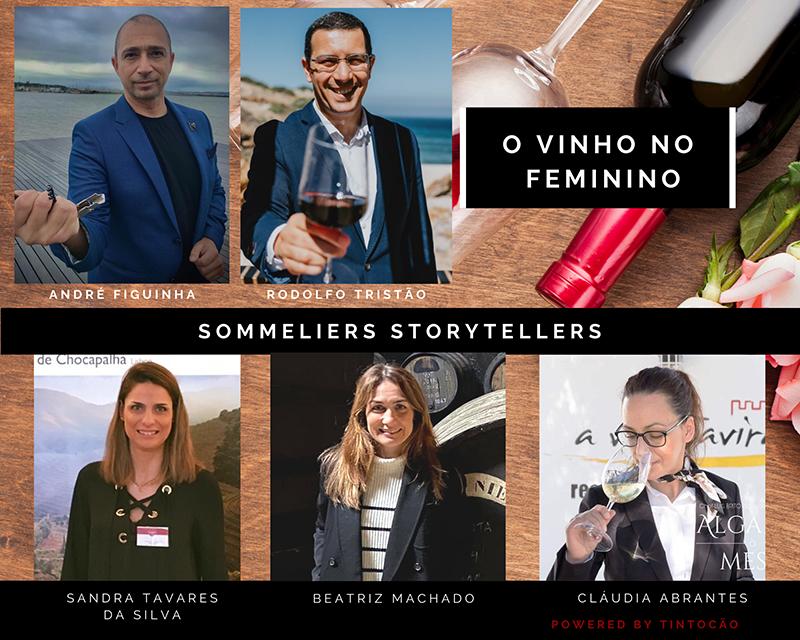 Sommeliers Storytellers