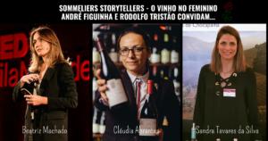 O Vinho no Feminino